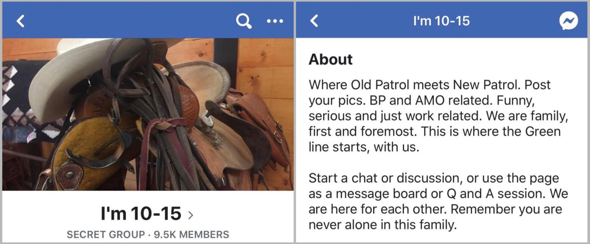 Border Patrol investigating 62 employees, 8 ex-staff over racist CBP Facebook group