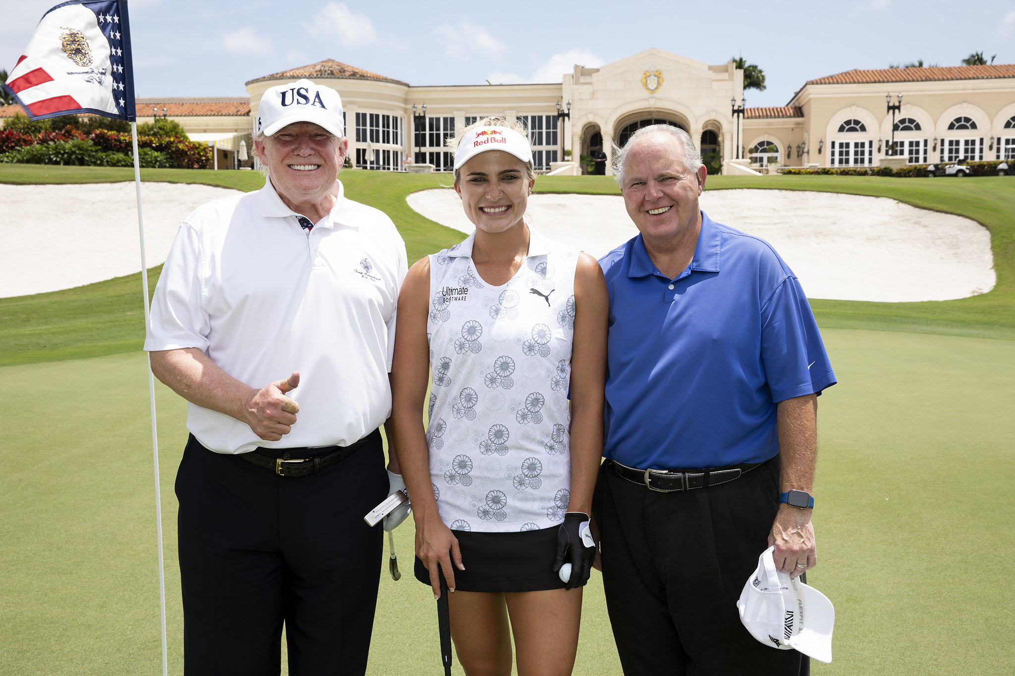 How much is Trump's taxpayer-paid golf bill? $108.1 million and counting