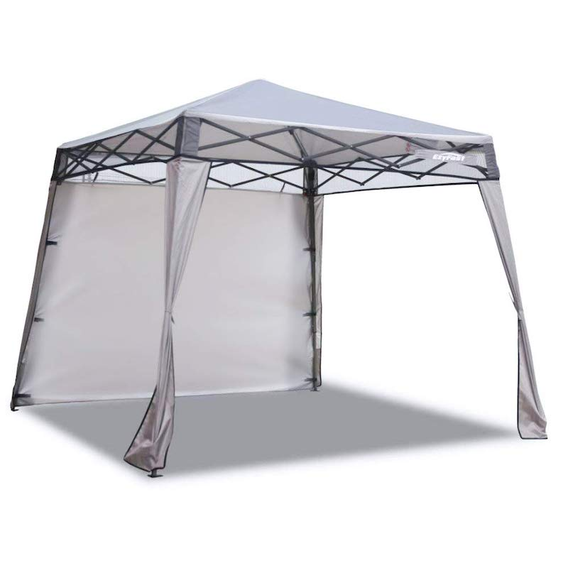the latest 1ff00 c0416 I can quickly set up this easy-up canopy all by myself ...