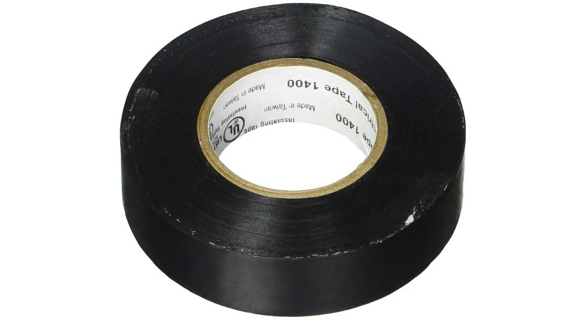 This roll of 3M electrical tape is supercheap on Amazon right now