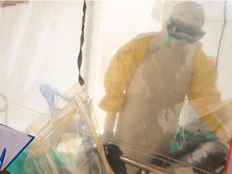 Ebola outbreak declared a public health emergency of international concern