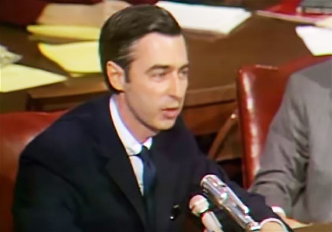 "The nine rules of ""Freddish"": the positive, inclusive empathic language of Mr Rogers"