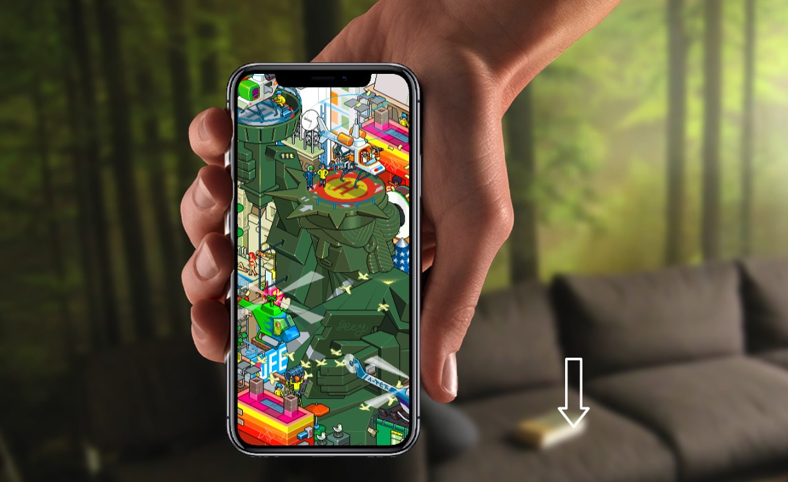 eBoy has released an expanded improved version of their fun FixPix smartphone game
