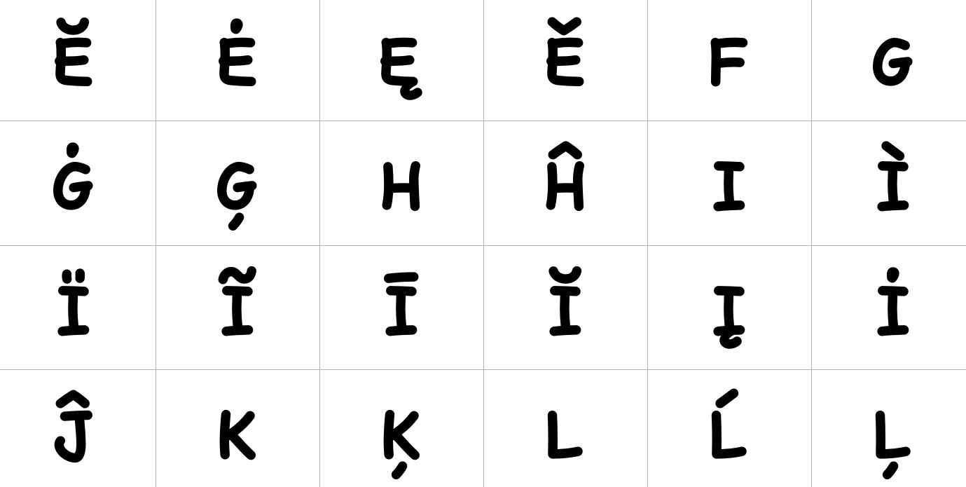Comic Code: Comics Sans, but monospace, for coders