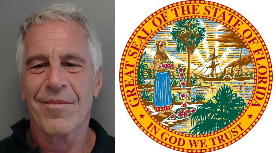Why was Jeffrey Epstein visited by a JPMorgan Chase exec while serving time in Florida?