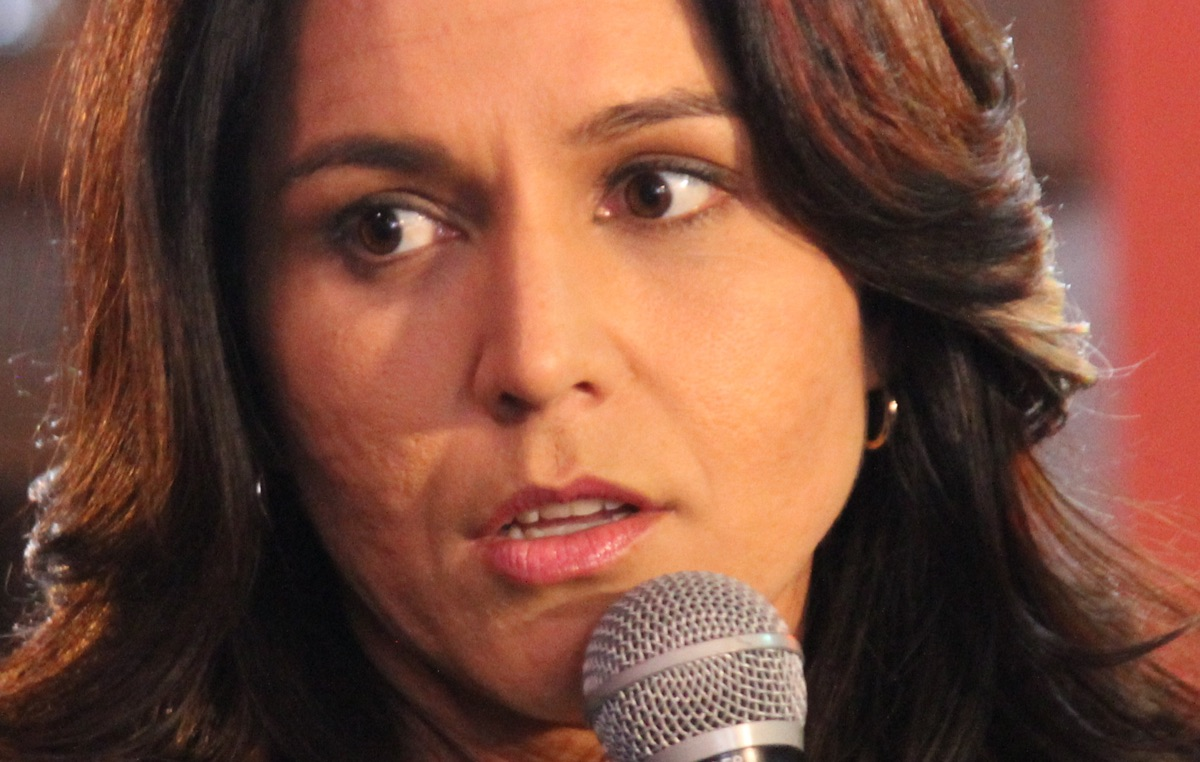 Tulsi Gabbard, most-searched candidate throughout Democratic debates, takes legal action against Google thumbnail