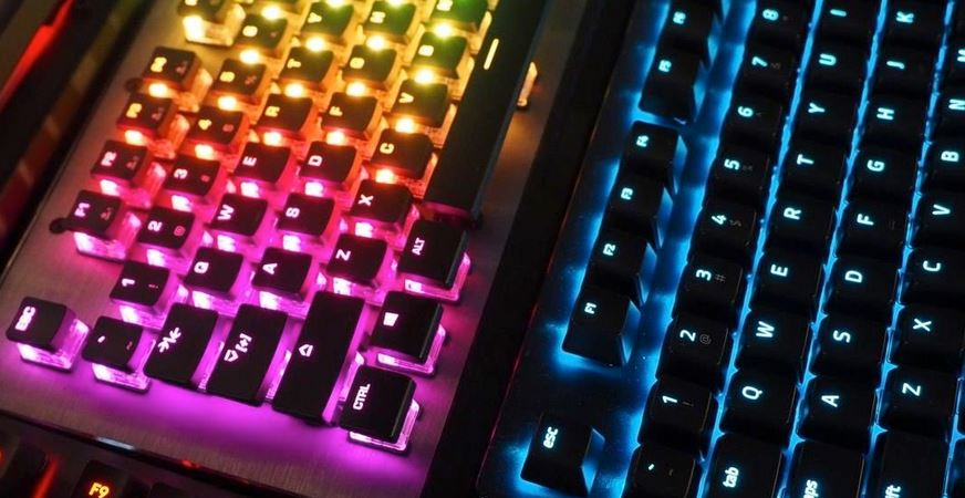 QnA VBage The dark truth about mechanical keyboards and gaming