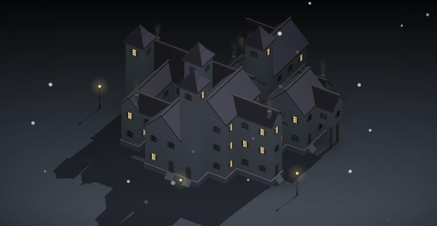 Random mansion generator / Boing Boing