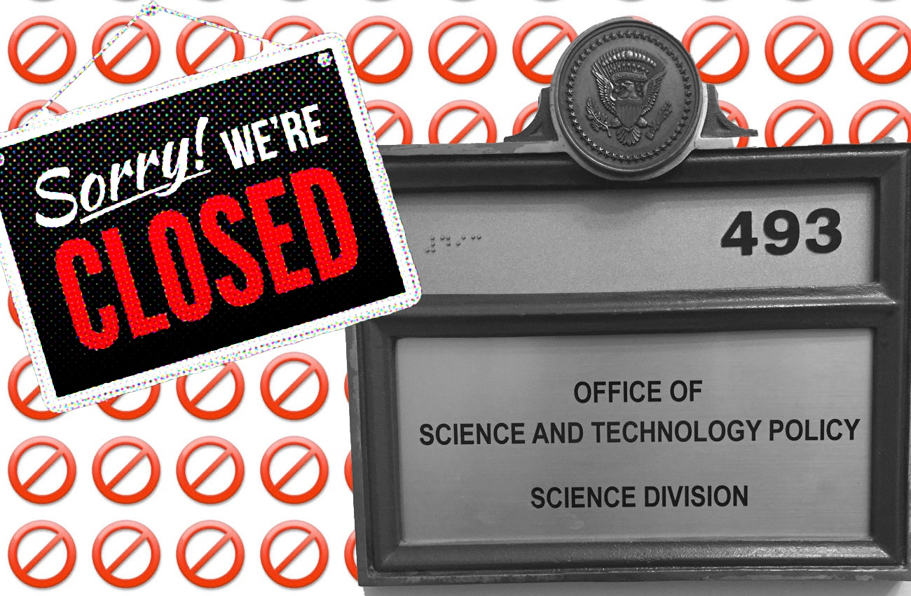 Science offices throughout U.S. government closing under Trump at alarming rate