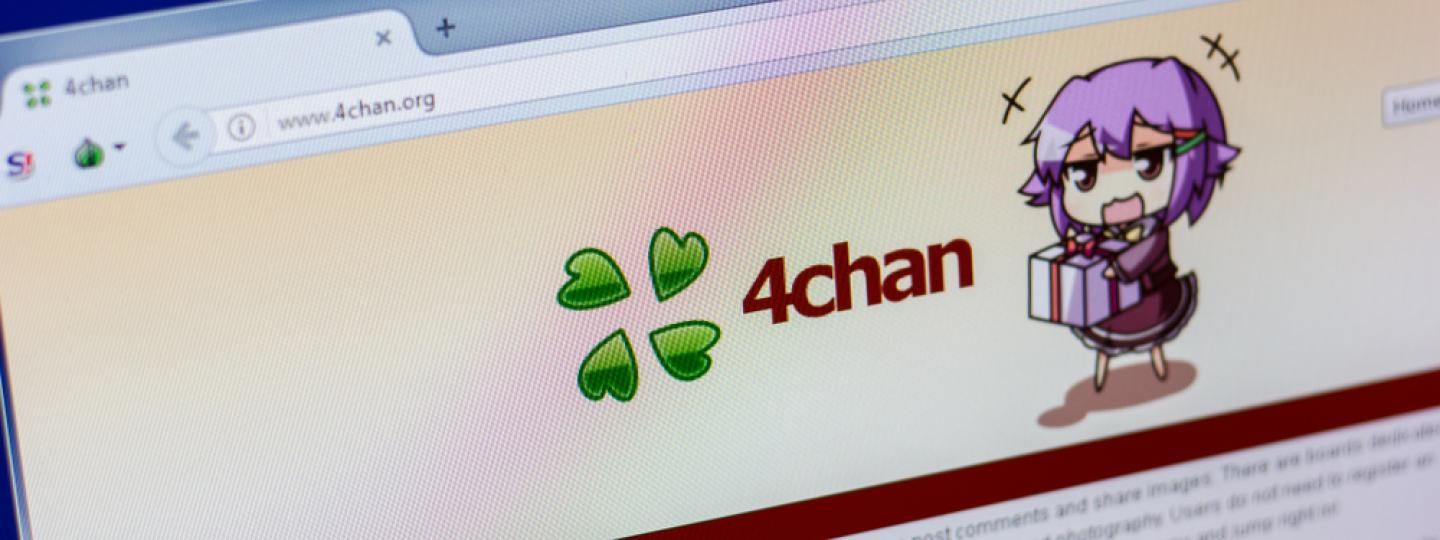 Hate speech on 4chan is up by 40% since 2015, analysis of one million comments finds