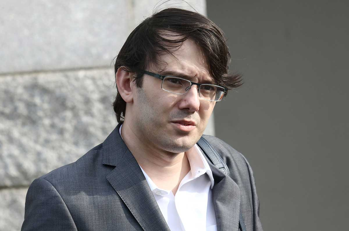 Martin Shkreli's fraud conviction upheld in federal appeals court