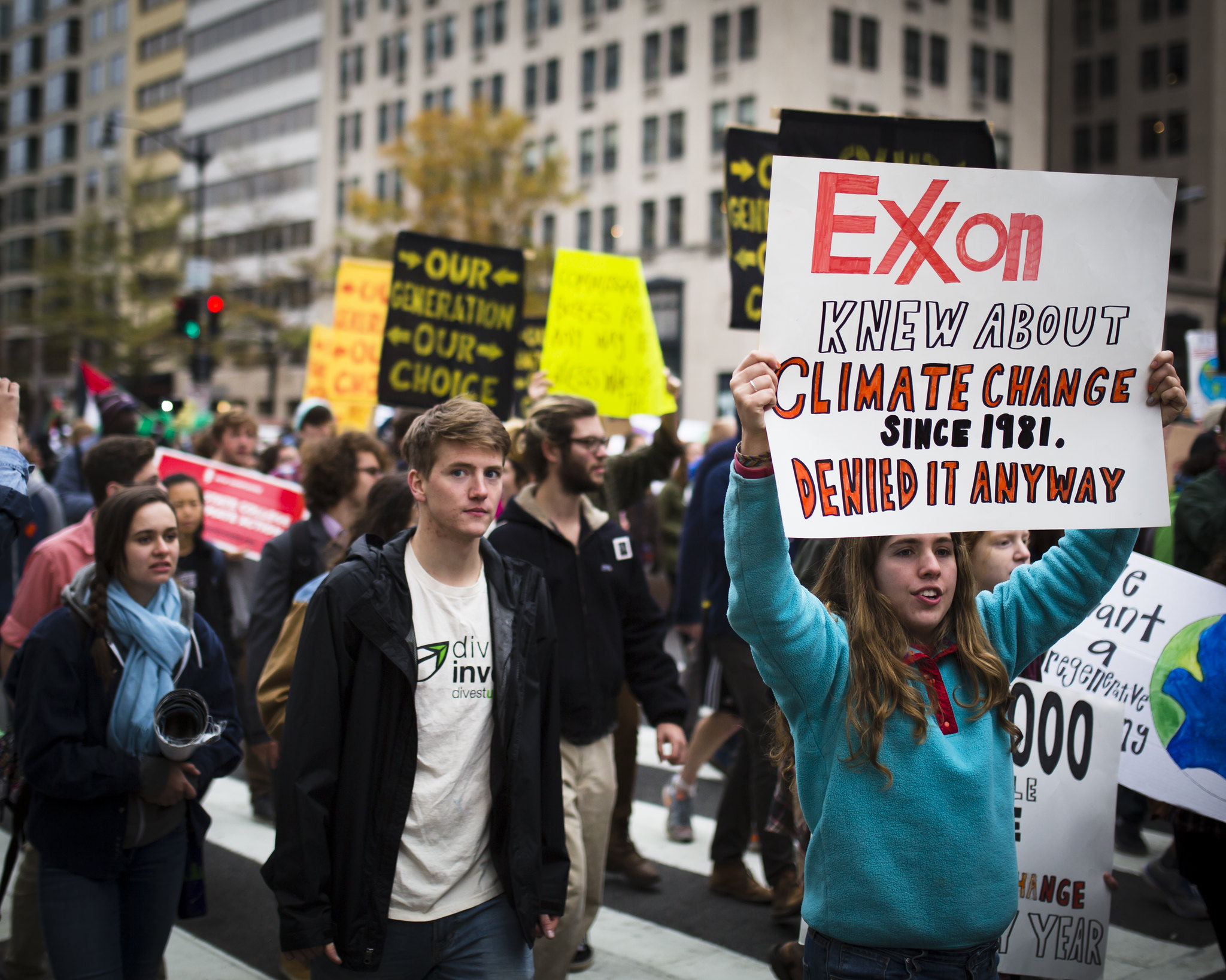 As New York State's shareholder suit against Big Oil for