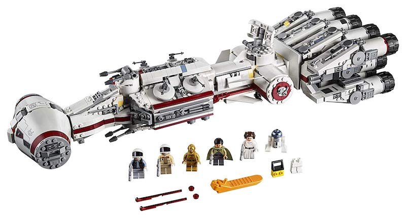 I must have the LEGO Tantive IV