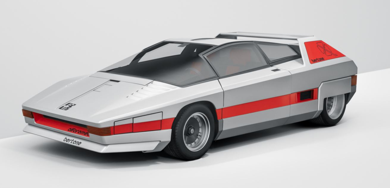 Wedged Wonders: pointy concept cars of the seventies