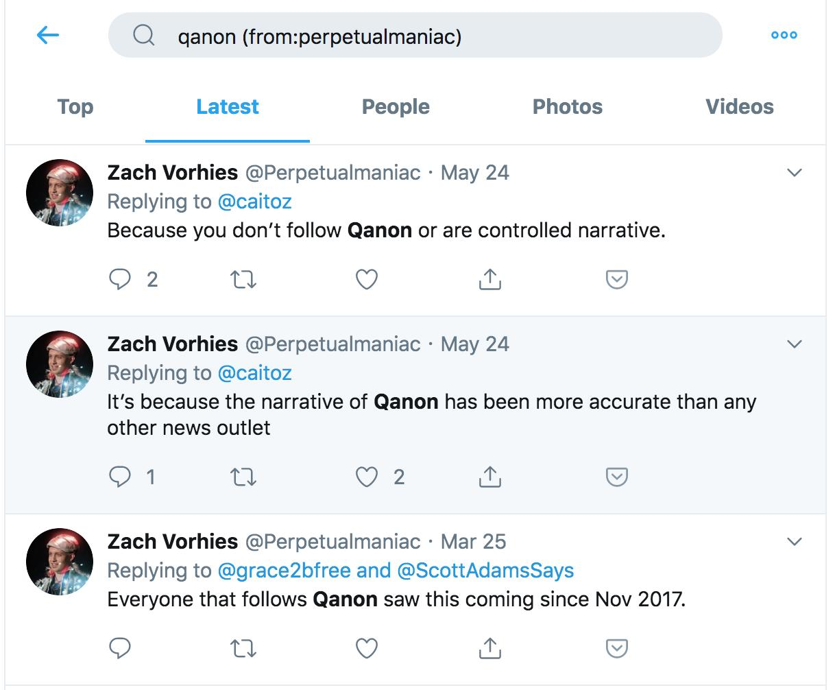 Popular new conservative activist turns out to be antisemitic conspiracy theorist