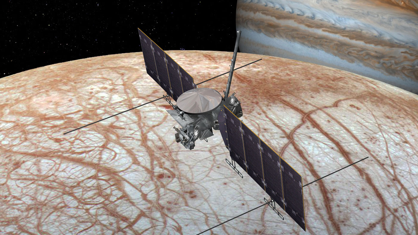 NASA is going to Europa