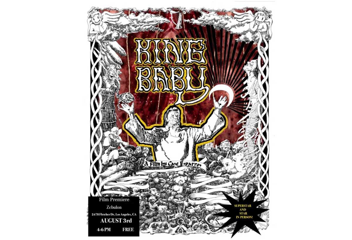 Free screening of new movie: King Baby in Los Angeles, August 3