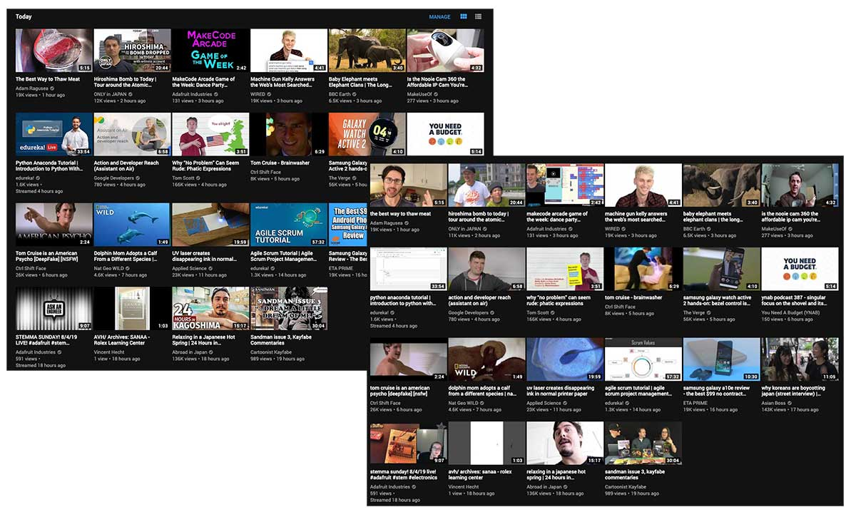 Here's how to get rid of YouTube's hideous thumbnail images / Boing