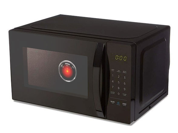 Extremely cheap microwave oven has Alexa, listening / Boing Boing