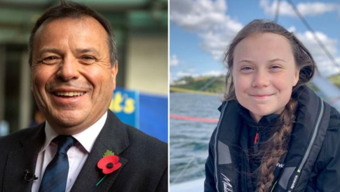 "Brexiteer businessman hopes Greta Thunberg suffers ""freak yachting accident"""