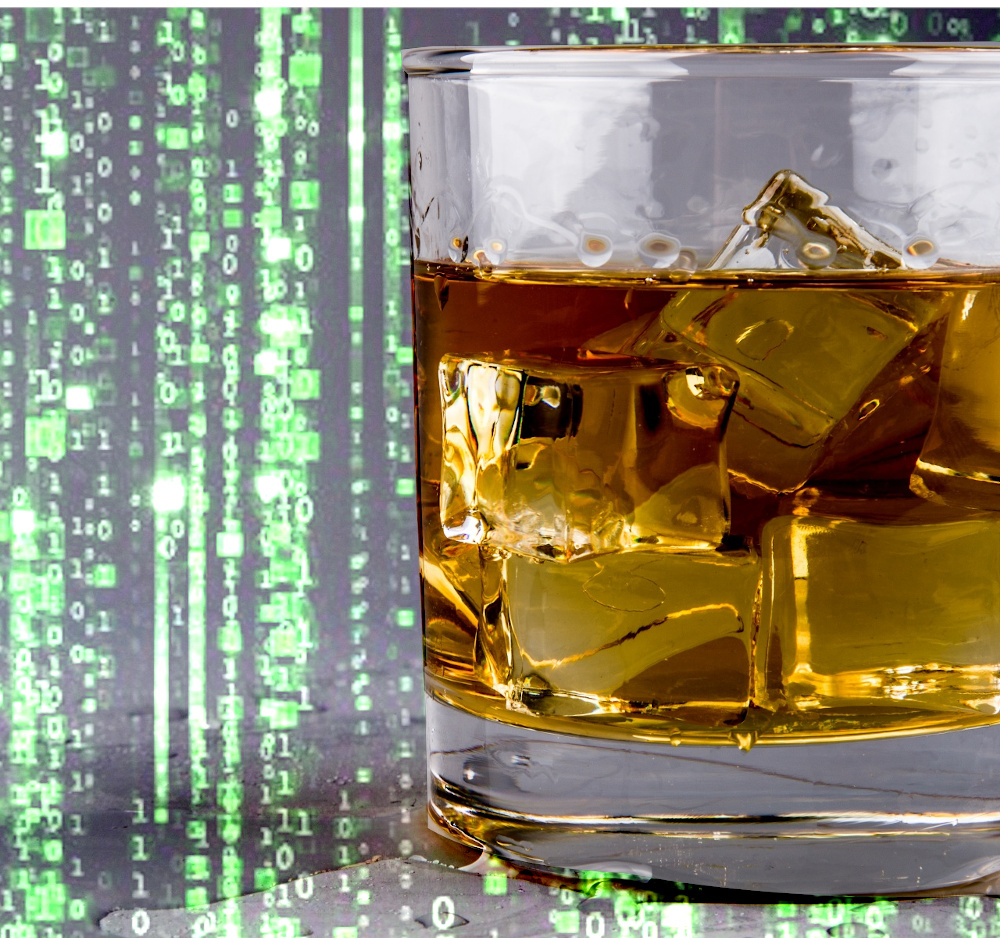 """Artificial tongue's nanoscale """"tastebuds"""" can sort real whisky from counterfeits more than 99% of the time"""