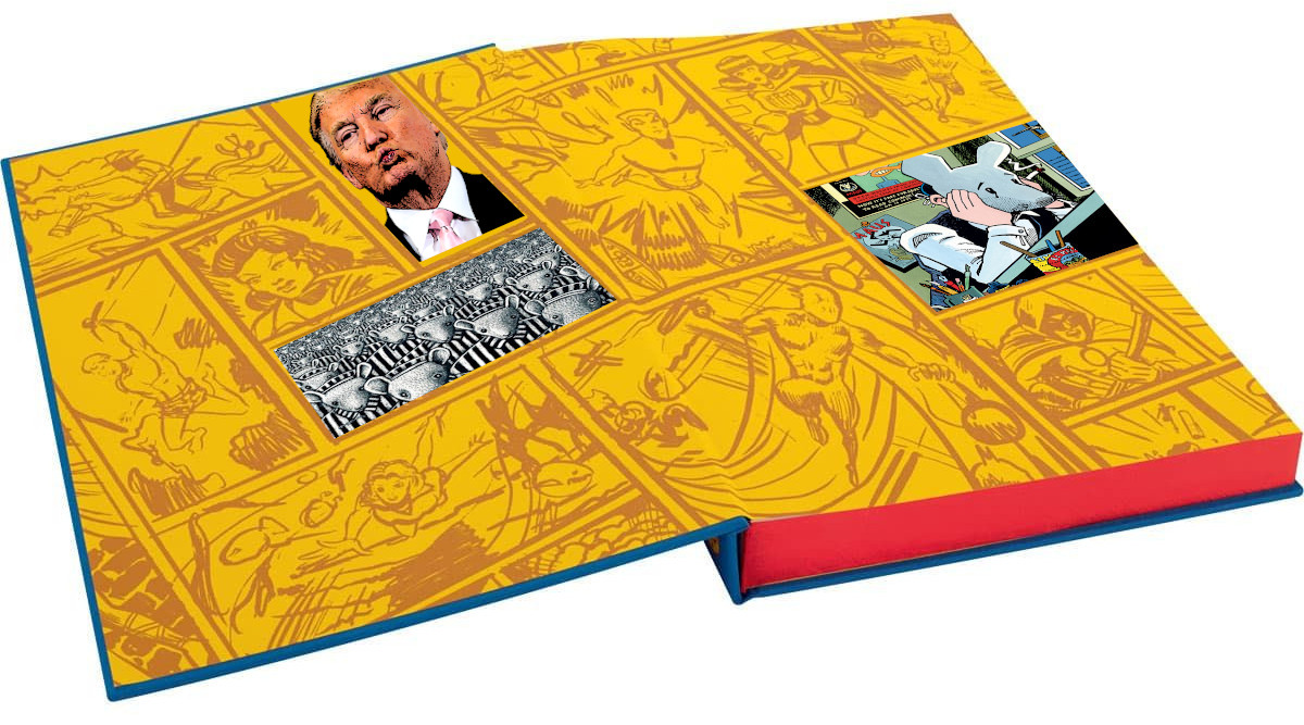 Art Spiegelman pulled his Marvel Folio Society intro after