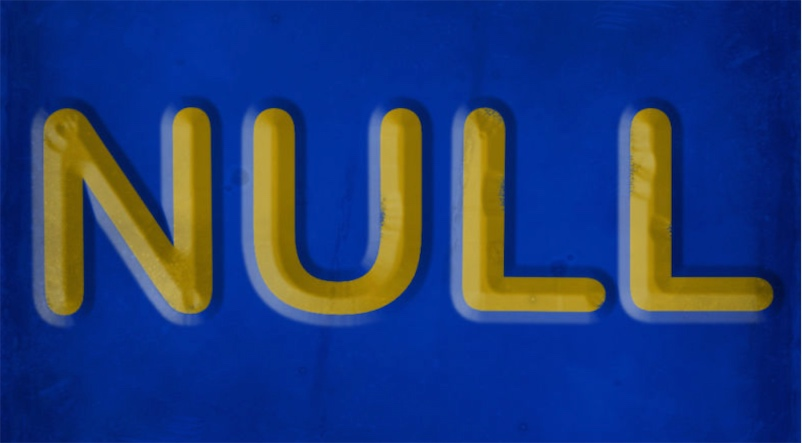 """Geek's idea to get """"NULL"""" license plate ends up backfiring"""