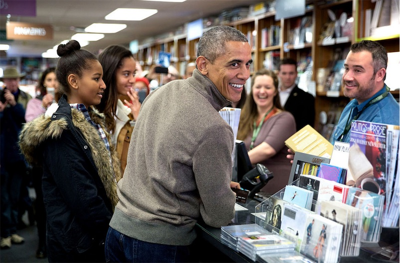 Barack Obama's summer reading list
