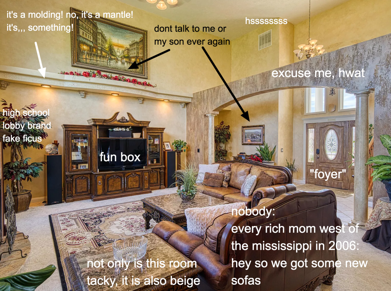 McMansion Hell: the Campbell County, Wyoming edition