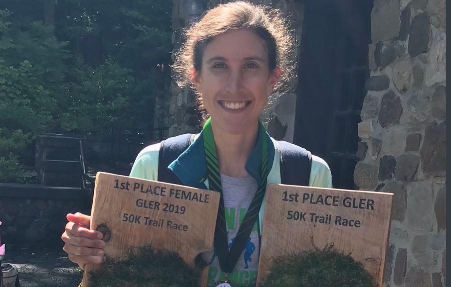 Organizers unprepared as woman wins ultra marathon outright