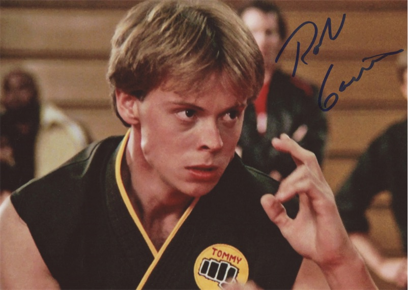 Tommy the karate kid