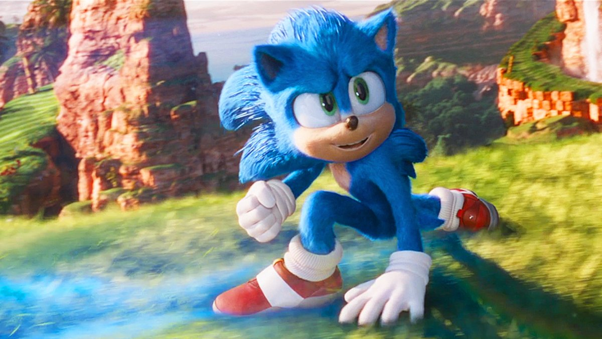 Second Sonic The Hedgehog Trailer Shows Fixed Design Boing Boing