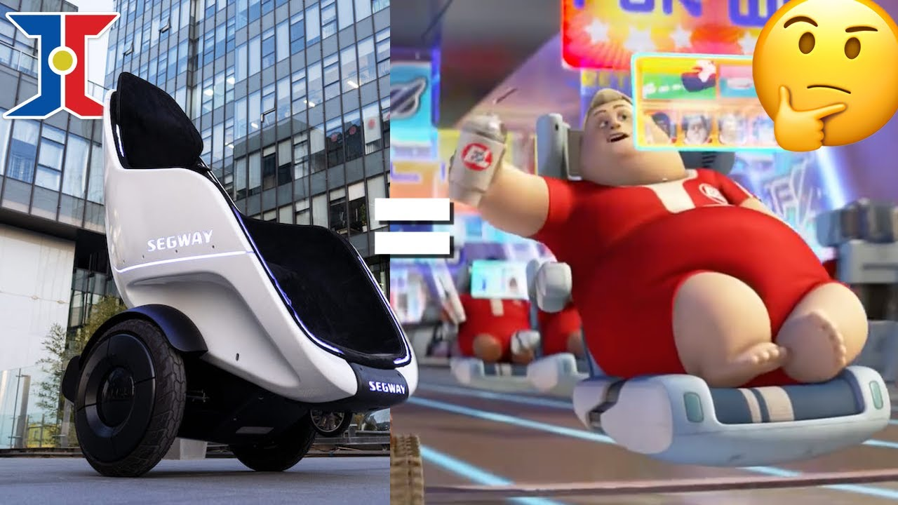 Segway Announces A New Egg Shaped Hover Chair Because Why