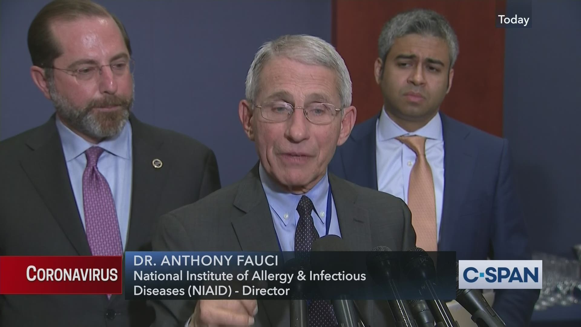 Needless suffering and death' — Dr. Anthony Fauci to testify ...
